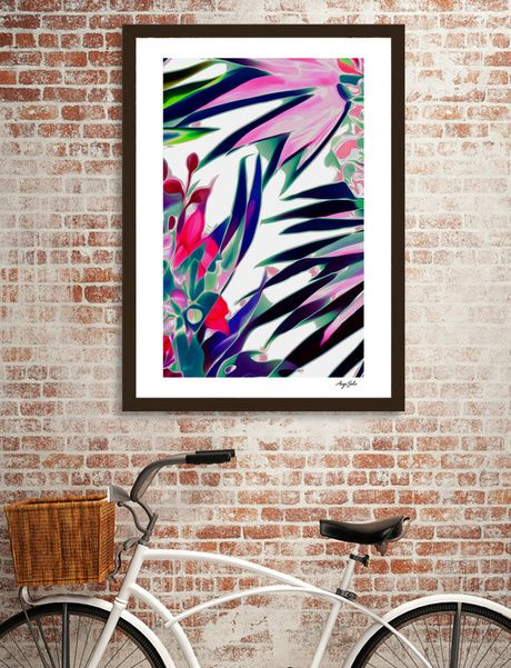 Discover «Life in the Tropics», Limited Edition Fine Art Print by Asya PraSOLOva - From $29 - Curioos