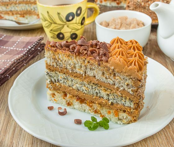 """Торт """"Мудрый еврей"""" - вкусные проверенные рецепты, подбор рецептов по продуктам, консультации шеф-повара, пошаговые фото, списки покупок на VkusnyBlog.Ru"""