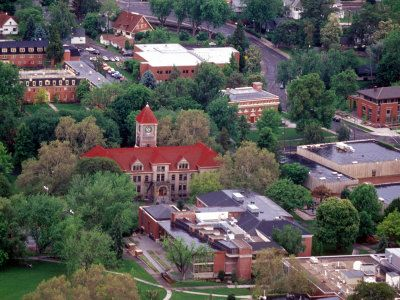 walla walla washington | ... -aerial-view-of-whitman-college-campus-in-walla-walla-washington-usa