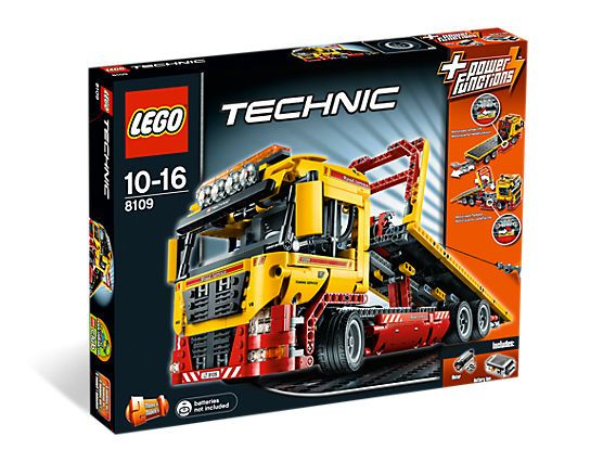 Flatbed Truck | LEGO Shop