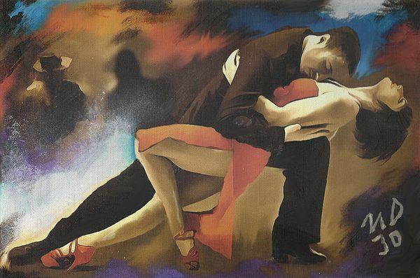 tango ----- tango painting by md jo.....tango dance ,tango,couple,dance,tango,salsa,painting, canvas Tangodansers (Decoratieve kunst), Decoratieve kunst, Latijns-Amerikaanse dansen, Dansers, Podiumkunsten, Latijns-Amerikaanse cultuur, Kunstenaars, Stelletjes, Figuratief (decoratieve kunst), Decoratieve kunst (Bestsellers), Wereldculturen, Stellen (Decoratieve kunst), De Dans, Tangodansers, Dans (Decoratieve kunst), Kunst delightful ,painting ,delightful paintings ,