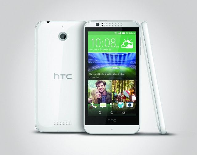 HTC Desire 510 heading to Telstra pre-paid at $179, Blue Tick rating in tow