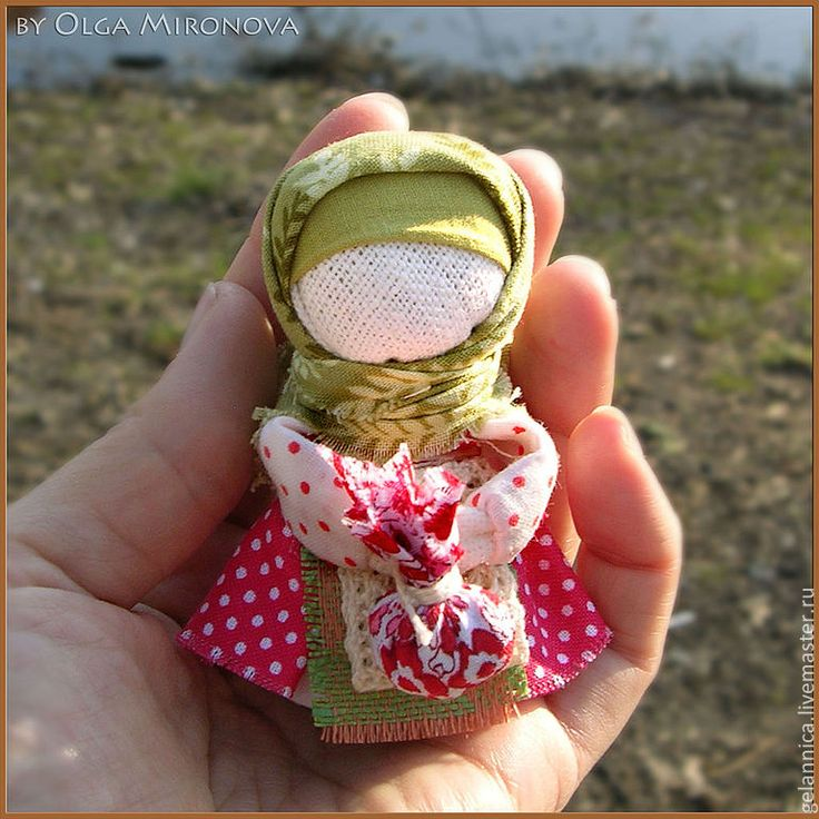 Купить Подорожница - подорожница, куколка, кукла в дорогу, народная кукла, оберег, обережная кукла