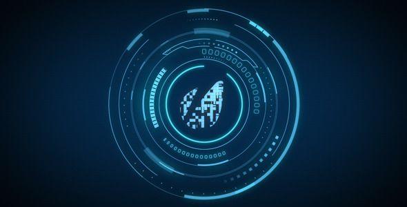HiTech Logo Reveal 02  • See it in action ➝ https://videohive.net/item/hitech-logo-reveal-02/4046296?ref=pxcr