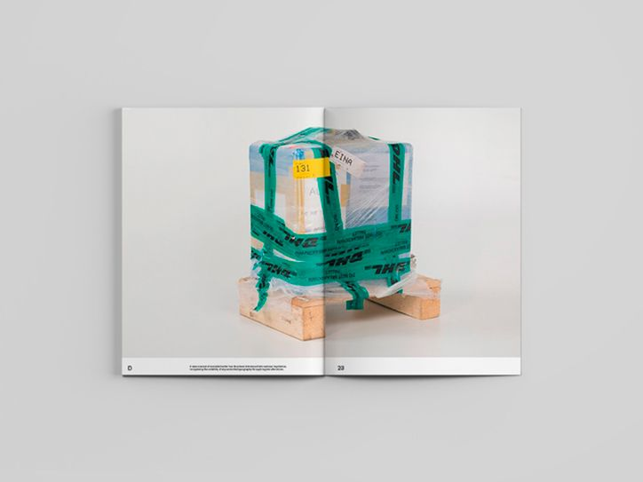 """There's no shortage of creative projects that (commendably) highlight issues around migration at the moment, and a new magazine explores these issues with superb graphic design sensibilities. _Migrant_ is designed by Christoph Miler and """"Isabel Seiffert"""":http://www.itsnicethat.com/articles/isabel-seiffert, and was created alongside two London-based architects, with the first issue taking the theme Countryside. The mag will have a six-issue run, and will only be p..."""