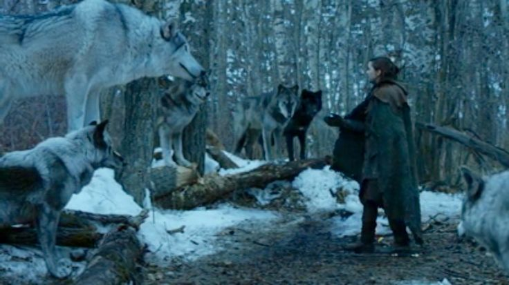 """Maisie Williams and """"Stormborn"""" writer Bryan Cogman discuss Arya's long-awaited reunion"""