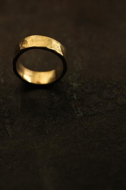 Brass Flat Ring 6mm - #1 - IRRE