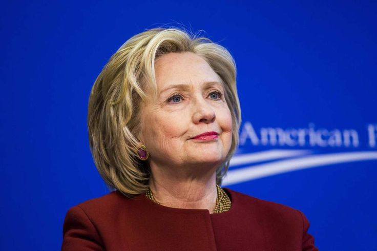 Hillary Clinton Is the Perfect Age To Be President Like this.