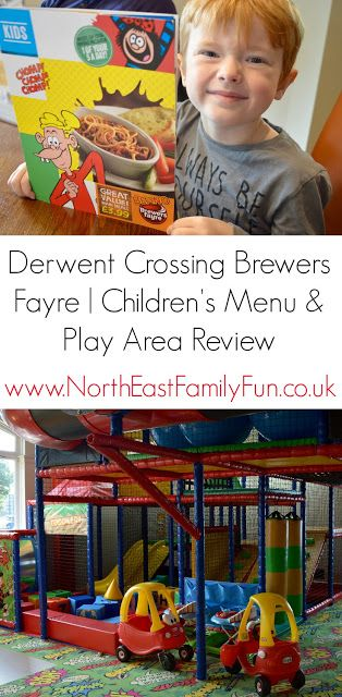 Derwent Crossing Brewers Fayre near intu Metrocentre | Play Area & Children's Menu Review by North East Family Fun