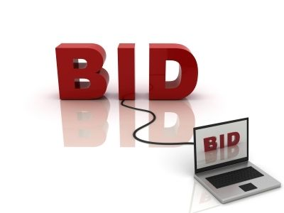 Bid for laptop and computer online