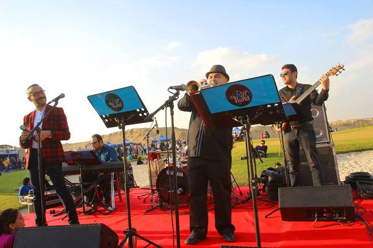 The Riff Band's performance is simply phenomenal! #christmas #christmascarols #emaarmisr #uptowncairo