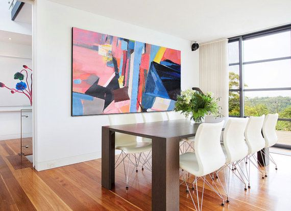 31 Best Large Horizontal Contemporary Painting Images On Pinterest
