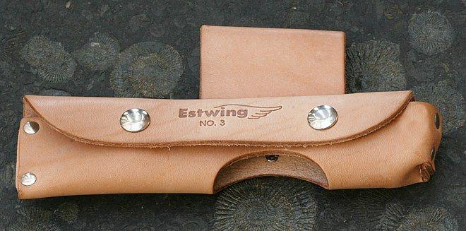 Hammertasche aus Leder für Pickhämmer