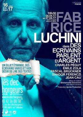Fabrice Luchini | Les Déchargeurs