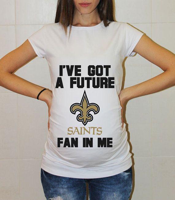 New Orleans Saints Baby New Orleans Saints Shirt by FreshBreak