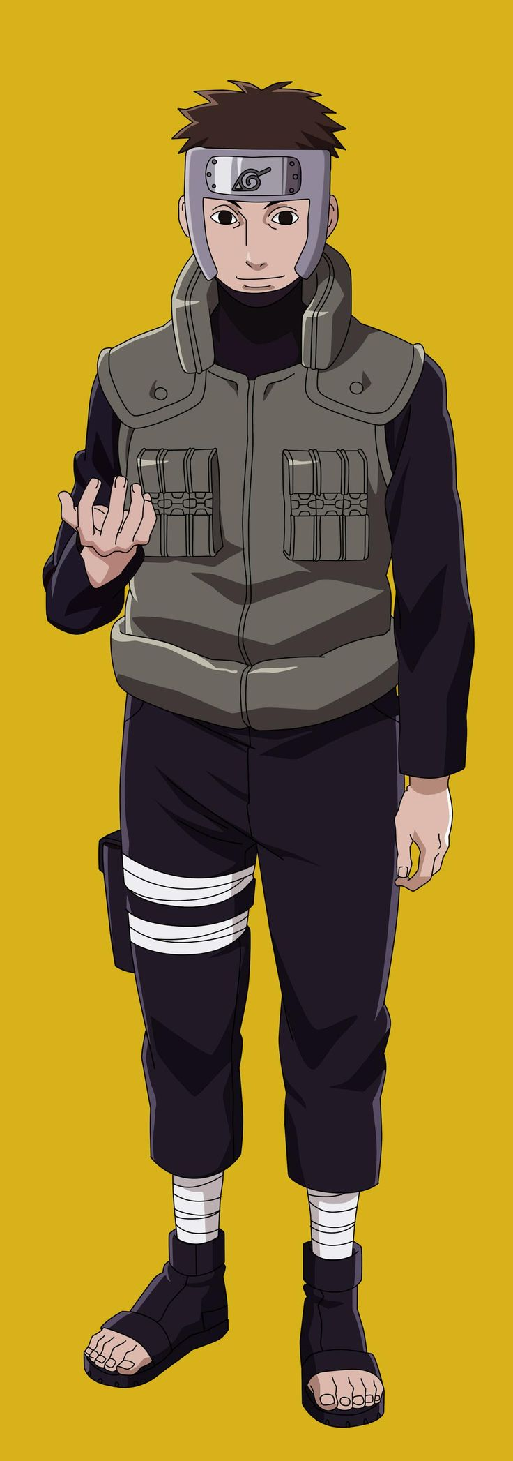 Yamato Vector by TGNx on DeviantArt in 2020 Anime naruto