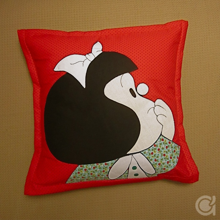 Mafalda's pillow