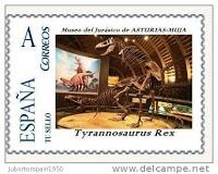 Tyrannosaurus Rex Museo Jurásico de Asturias-MUJA Información e imagen: Delcampe Información e imagen: Delcampemissing, caché deEbay ..., de Colunga