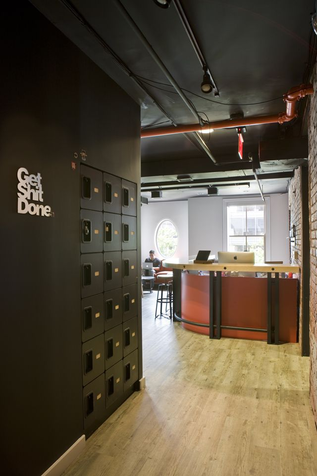 cool office space ideas. office tour canvascou0027s washington dc coworking cool space ideas