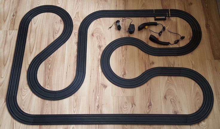 For sale Micro Scalextric ... One careful owner! Browse here http://www.actionslotracing.co.uk/products/micro-scalextric-my-first-scalextric-1-64-job-lot-huge-track-layout-fa?utm_campaign=social_autopilot&utm_source=pin&utm_medium=pin