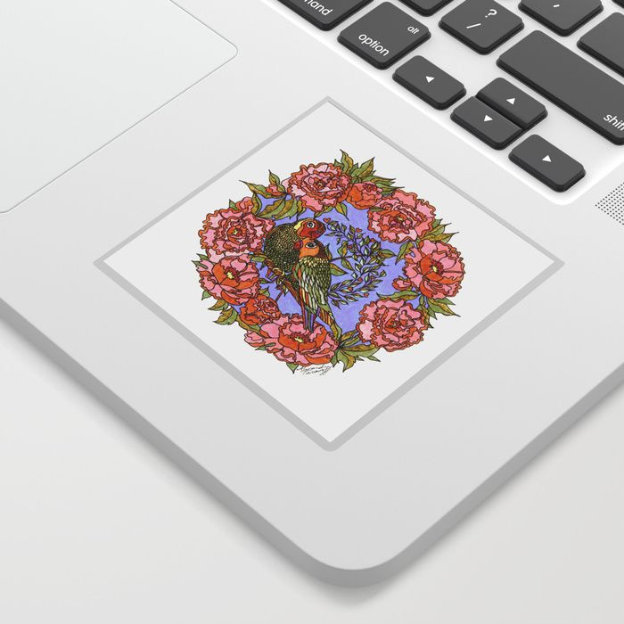 Stickers can make anything cool - like laptops, notebooks, phones or windows. We kiss cut ours to allow for more intricate designs, so you just need to peel off the back and stick away. Available in four sizes and two styles - white or transparent. Both styles feature a clear calendered vinyl surface with permanent acrylic adhesive, and are produced with an eco solvent printer and inks.