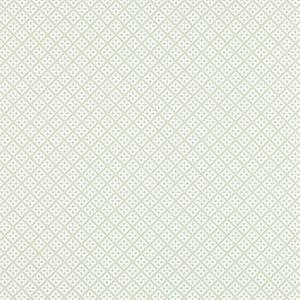 Mr Jones Duck Egg Wallpaper