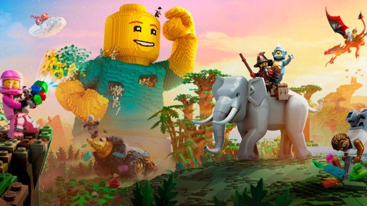 """""""Lego Worlds"""" im BILD-Check - Hält Lego mit """"Minecraft"""" mit?"""