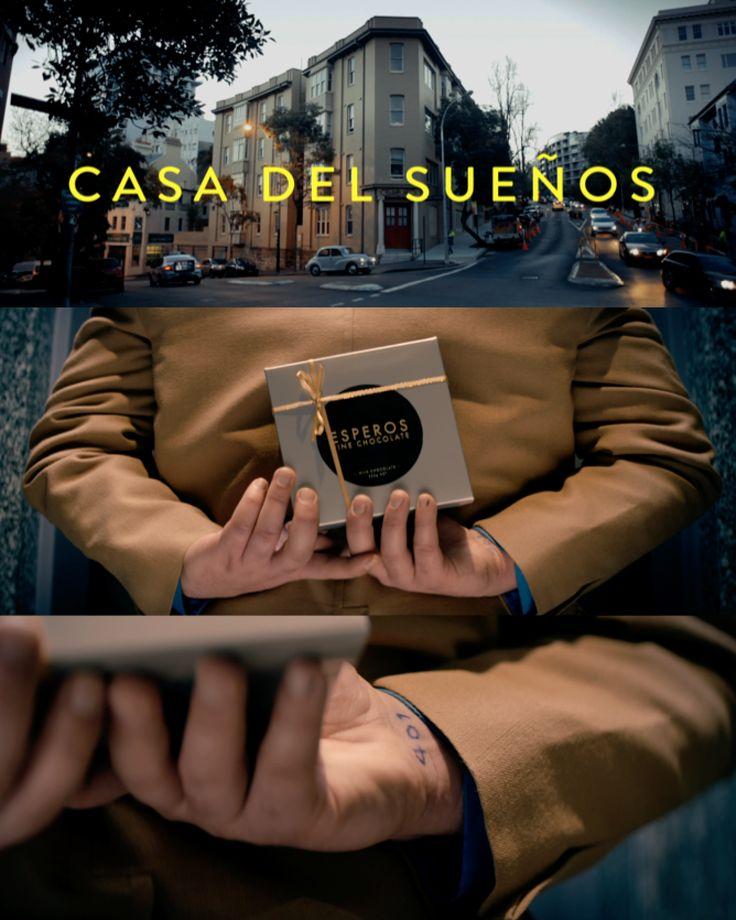 Screenshots. CASA DEL SUEÑOS. Written by Jason Perini. Directed by Ben C. Lucas. Starring Jason Perini and Geraldine Hakewill.