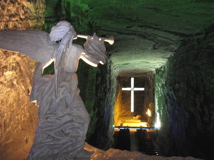 Zipaquira - Salt cathedral  Colombia, mi patria