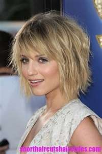 Image Detail for - High Fashion Short Haircuts for 2012 2012 Short Choppy Layered Haircut ...