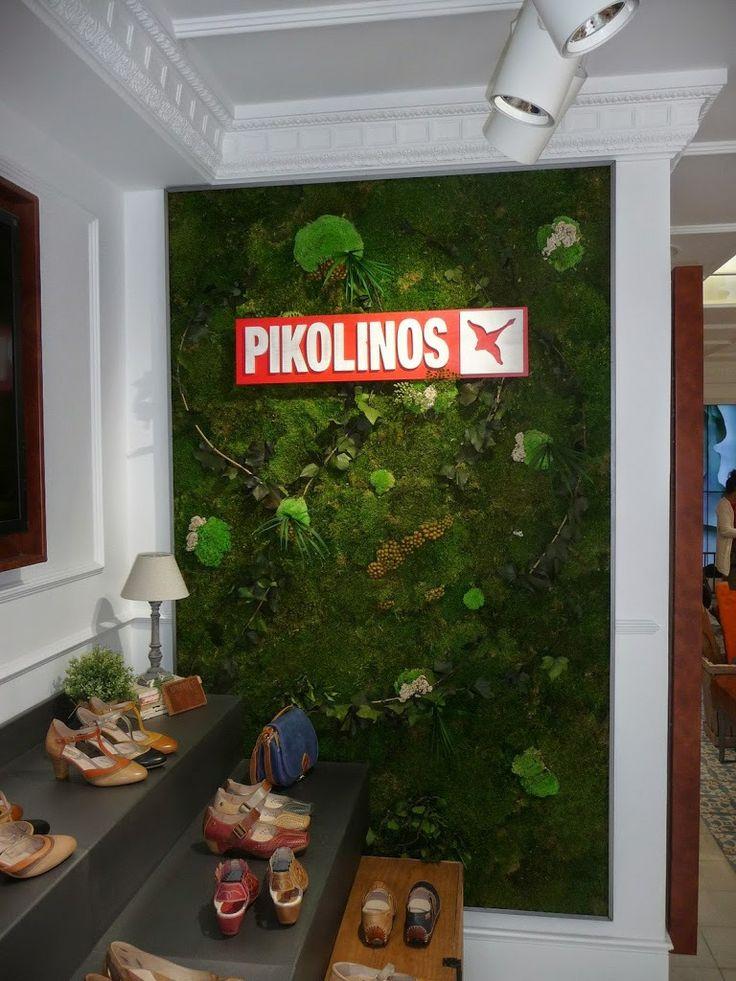 114 best jardines verticales images on pinterest gutter - Trabajos verticales en alicante ...