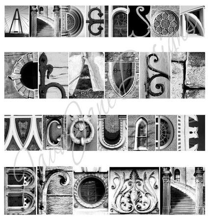30 best images about architectural letters on pinterest for Architectural letter photos