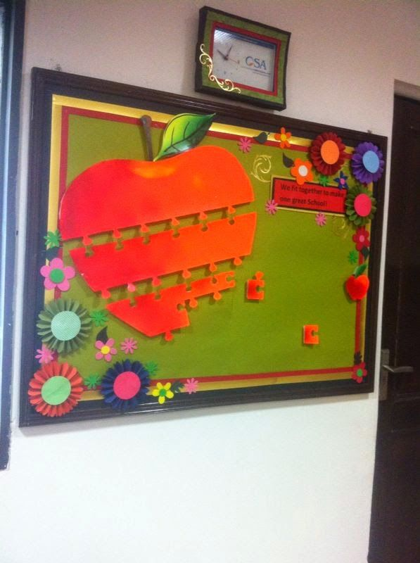 1000 ideas about information bulletin boards on pinterest for Art and craft for school decoration