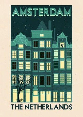Travel posters by rui-ricardo on DeviantArt