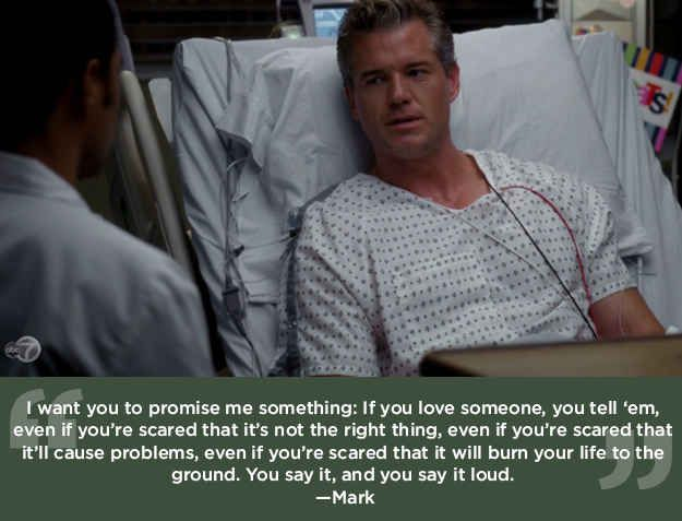 """23 Life Lessons We Learned From """"Grey's Anatomy"""" - BuzzFeed Mobile"""