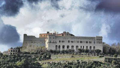 Turismo esperienziale a Napoli: Certosa di San Martino Napoli