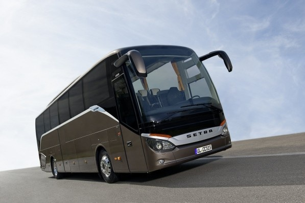 The New Setra ComfortClass 500 Cars Etc. Luxury bus