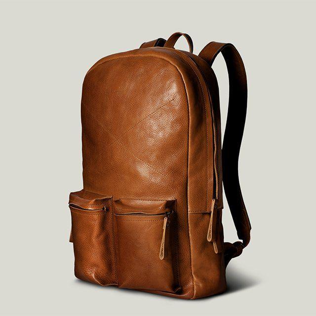 'Old School Laptop by Hard Graft' Necesito una de éstas ya!