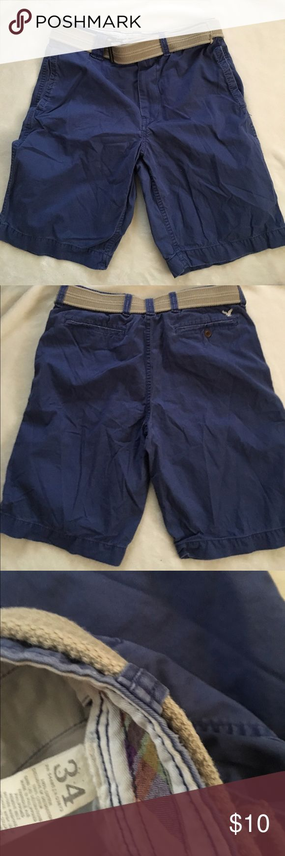 American Eagle shorts American Eagle Shorts, size 34 American Eagle Outfitters Shorts Flat Front