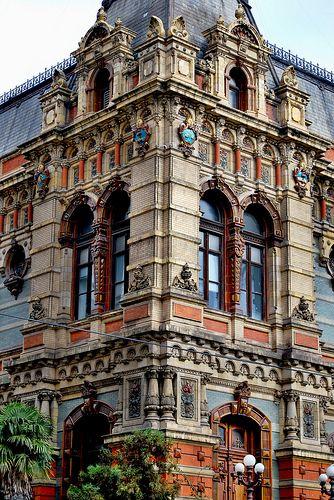 Visit El Sanitario - an architectural gem in Buenos Aires