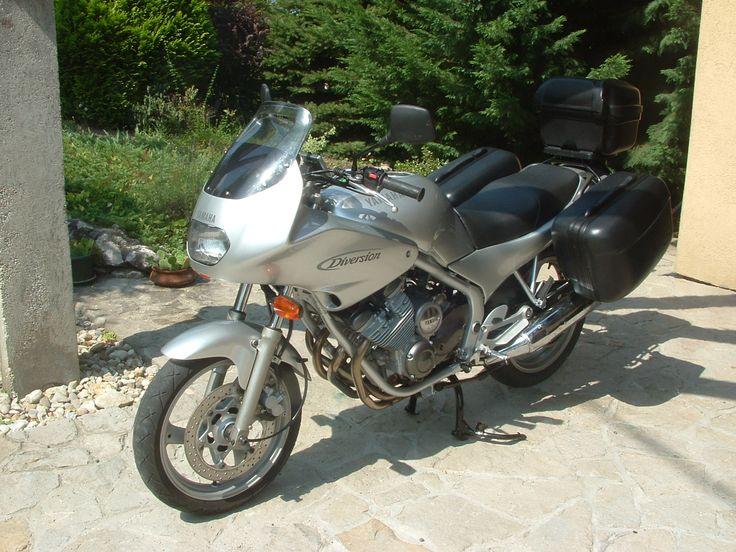 YAMAHA XJ600 Diversion 1991 - 04.08.2014
