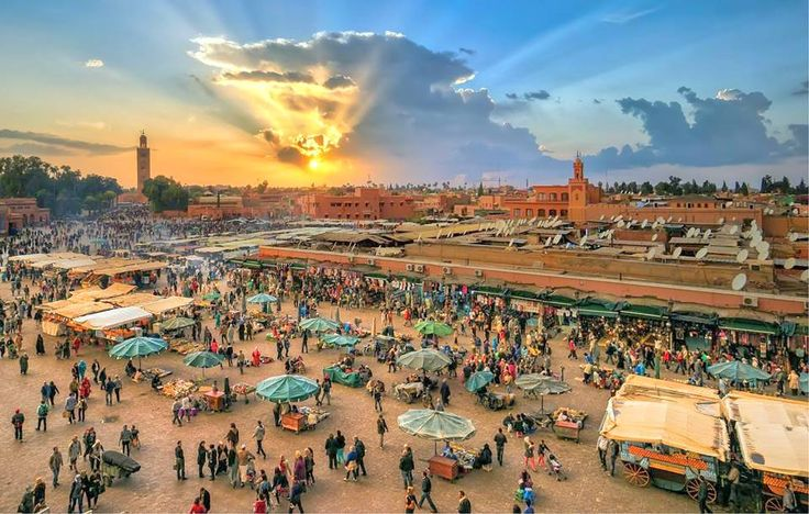 #Marrakesh, also known by the French spelling #Marrakech is a major city of the Kingdom of #Morocco. It is the fourth largest city and the major economic center and home to mosques, #palaces and #gardens.   #Holidays #Travel #UK #CheapHolidaystoMorocco #ViriksonMoroccoHolidays