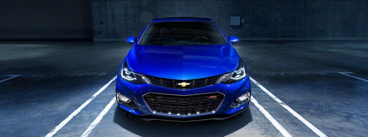 2016 Cruze: Compact Cars | Chevrolet