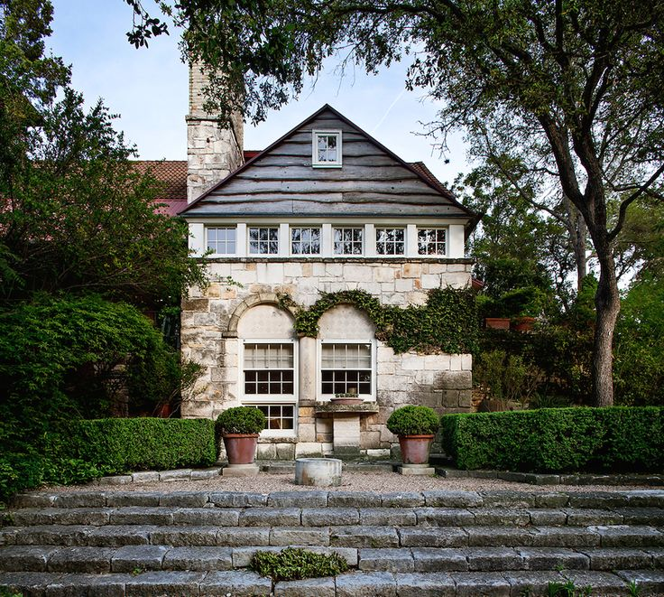 The Hands Down Most Beautiful Houses For Sale In 2014. Austin HomesAustin  TexasTexas HomesLush GardenStone ...