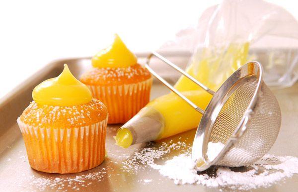 ΑθηνόραμαUmami.gr :Cupcakes λεμονιού