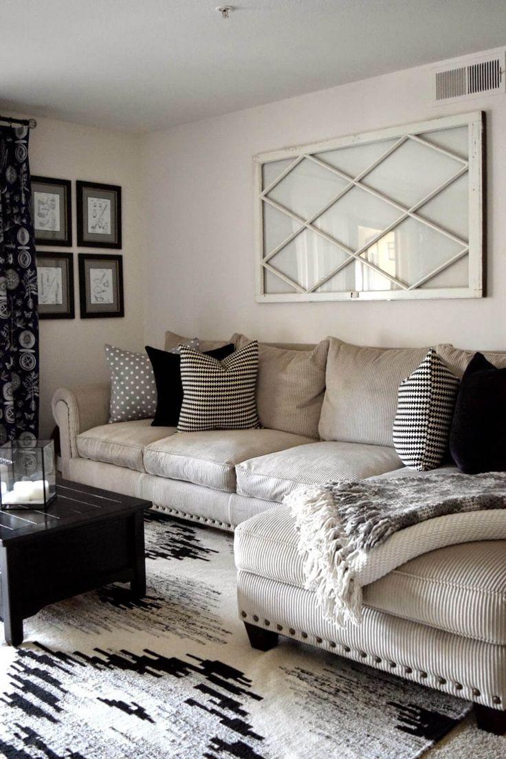 Cozy Modern Living Room Inspiration Decorating Design