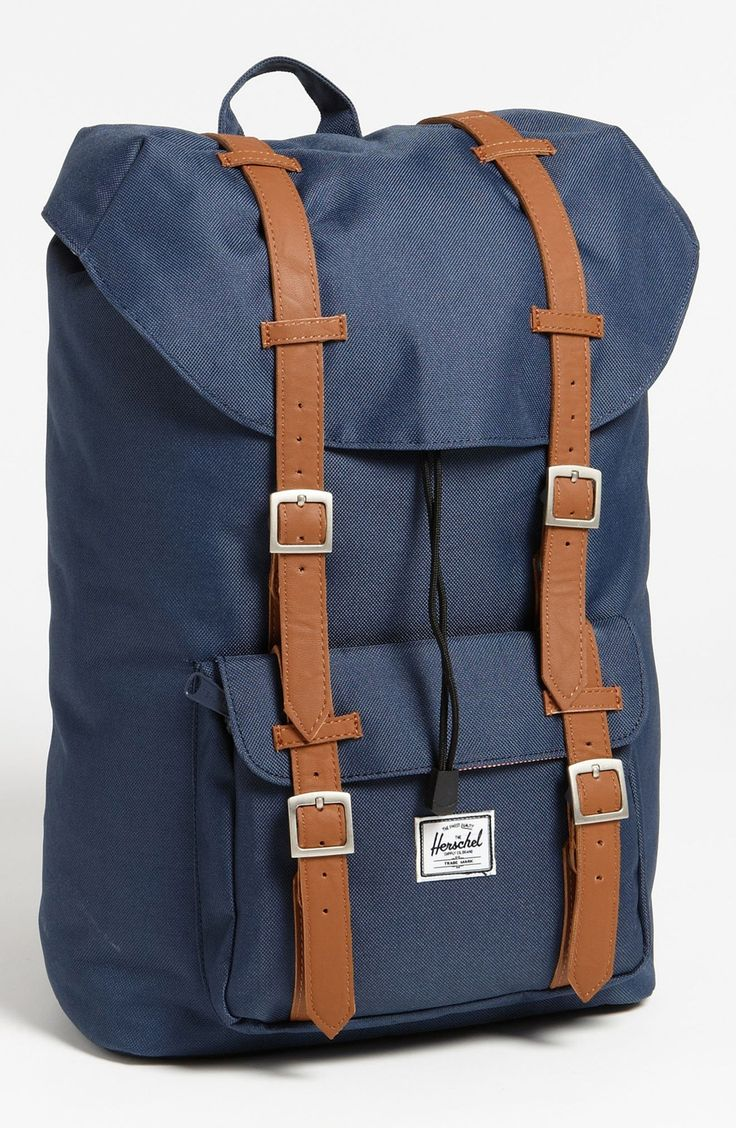 HERSCHEL SUPPLY CO. Little America - Mid Volume Backpack. #herschelsupplyco. #bags #backpacks #