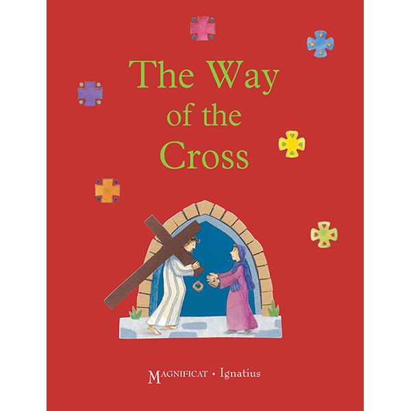 Children will come to love Jesus more with The Way of the Cross with illustrations and kid friendly explanations. Online at Catholic book store Leaflet Missal.