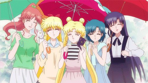 Sailor Moon all the things