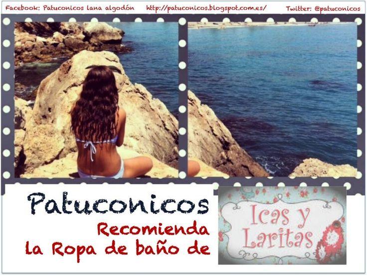 Patuconicos recomienda la ropa de baño de Icas y Laricas.